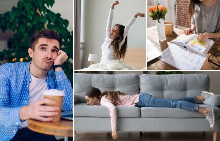 7 důvodů, proč jste pořád unavení